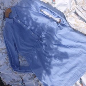 J.Crew Factory Dresses & Skirts - Baby blue J. Crew dress