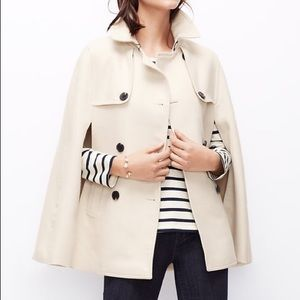 BRAND NEW! Ann Taylor Cape Coat