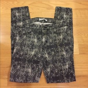Rich & Skinny Denim - Rich & skinny pattern skinny jeans size 27