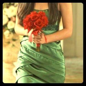 Beautiful Green Dress💚