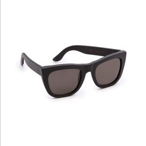 RetroSuperFuture Accessories - NWOT Super sunglasses - matte black