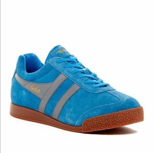 Gola Other - Gola Harrier Suede sneaker size 8 NEW
