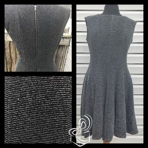 BONGO Dresses & Skirts - NWT Glitter Silver and Black (22W) A Line Dress