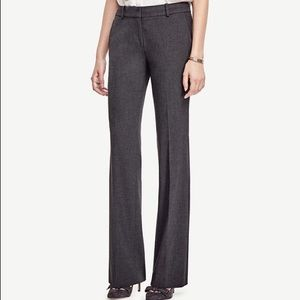 Ann Taylor Pants - Ann Taylor Signature Fit Trouser Leg Dress Pants