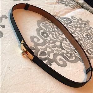 Hermes Accessories - Authentic Hermes Kelly waist belt