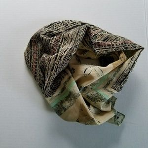 Echo Accessories - ECHO NATURE THEME LARGE SCARF