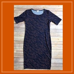 LuLaRoe Dresses & Skirts - Julia Dress by Lularoe
