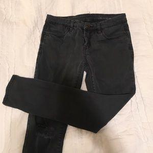 Blank NYC Denim - Blank NYC Destroyed Knee Skinny Jeans