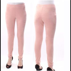 Ultra Flirt Pants - Ultra flirt pink leggings medium polyester