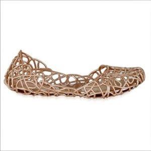 Melissa Shoes - Melissa Campana Corallo Jelly Ballet Flat