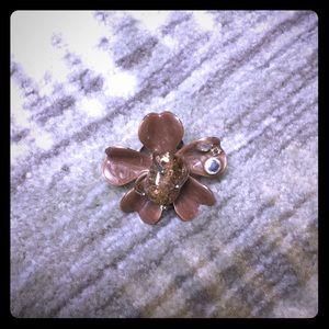 Big Flower Ring