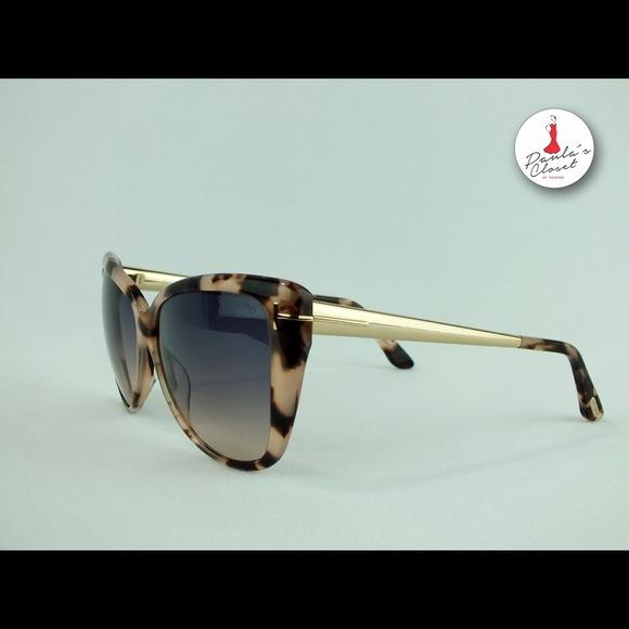 3a2dc09801 Authentic Tom Ford Reveka Sunglasses