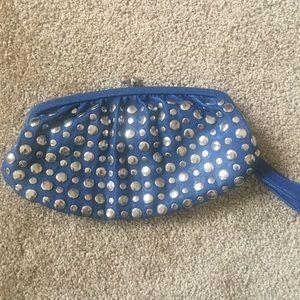 Handbags - Studded Clutch