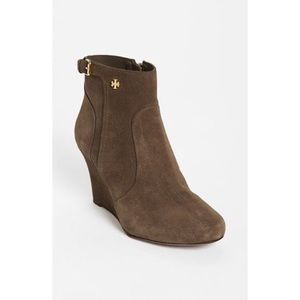 Tory Burch Shoes - Tory Burch 'Milan' Wedge Bootie