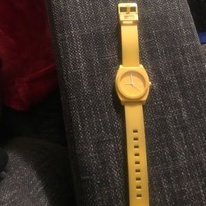 Nixon Accessories - Nixon yellow watch!
