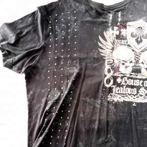 Affliction Other - Affliction Tee jealous soul