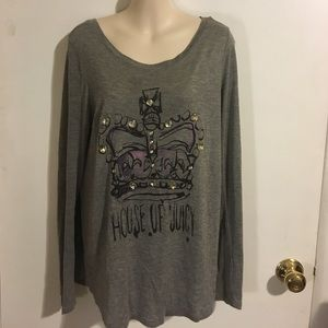 Bird by Juicy Couture Tops - Juicy couture long sleeve shirt Sz M super soft
