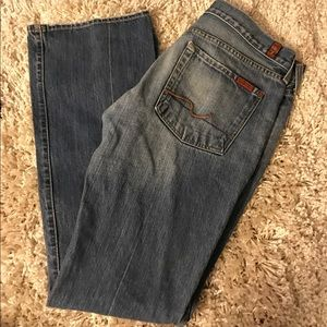 7 For All Mankind Denim - 2 DAY SALE! 7 for all man kind 32 straight/skinny