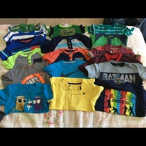 Nickelodeon Other - 5T lot 17 pieces
