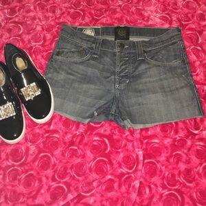 Rock & Republic Pants - Rock & Republic cut off shorts size 31
