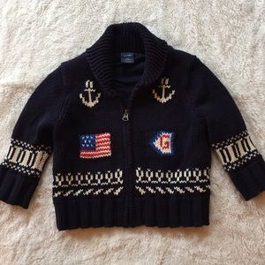 GAP Other - Baby Gap Sweater Jacket