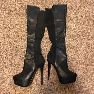 Steve Madden Shoes - Steve Madden Knee High Boots