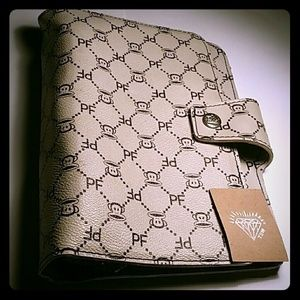 PAUL FRANK MONOGRAM SIGNATURE  PLANNER 5X7.5""