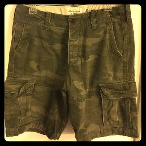 Abercrombie & Fitch Other - Abercrombie & Fitch Camo Shorts!!!