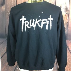 trukfit Other - Trukfit Mens Sweater Size XL Long Sleeve HipHop