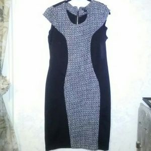 Metaphor Dresses & Skirts - Black and white dress