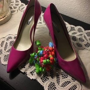 BCBGeneration Shoes - Hot Pink Patent !!🍦