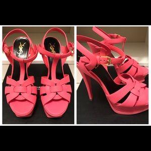 Saint Laurent Shoes - Saint Laurent tribune