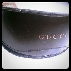Gucci Accessories - GUCCI Sunglass Case pre-loved