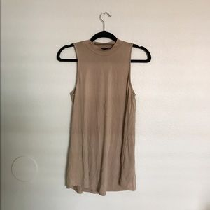 Forever21 Mauve Tank top