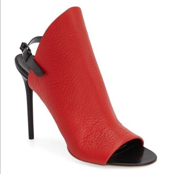 Balenciaga Glove Red Heels. 91c69063473e