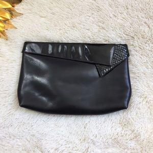 Salvatore Ferragamo Handbags - Vintage Salvatore Ferragamo Leather Bag