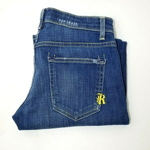 Rich & Skinny Denim - Rich & Skinny Button Fly Jeans