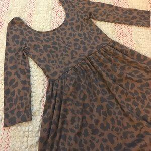 Frenchi Dresses & Skirts - Leopard Dress