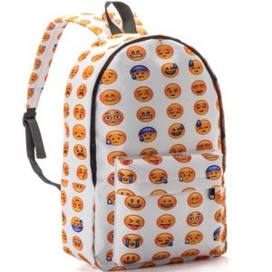 ASOS Handbags - Emoji Backpack