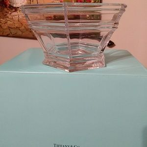 Tiffany & Co. Glass Bowl