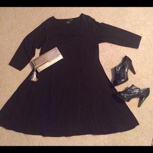ASOS Curve Dresses & Skirts - LIKE NEW! Worn Once! Black A-line dress