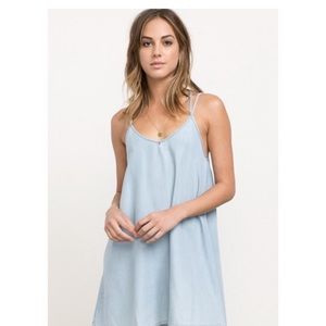 RVCA Dresses & Skirts - Brand new rvca dress