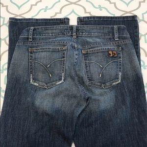 "Joe's Jeans Denim - 💙👖Awesome Joe's Jeans👖💙31 11/12 35"" Distressed"