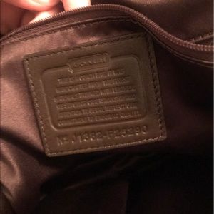 Coach Bags - Coach laptop/Student handbag