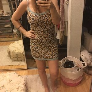 PJ Salvage Other - Leopard Chemise