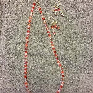 Jewelry - Custom made jewelry set