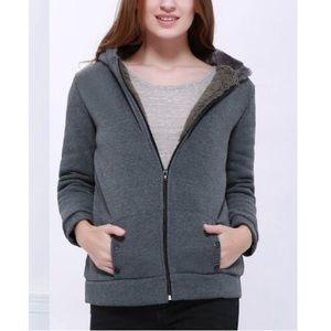 Jackets & Blazers - Women's hoodie.