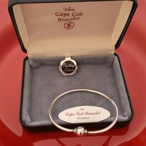 Cape cod Jewelry - Cape cod sterling silver bracelet