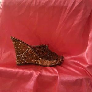 HPLA ?? Slip-On Wedge   Shoes - HPLA ❣ Slip-On Wedge