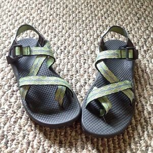 Chaco Shoes - Chaco 6 hiking sandals Classic with toe loop